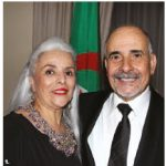 Algerian Ambassador Hocine Meghar and his wife, Elbia, hosted a national day reception at the Fairmont Château Laurier. (Photo: Ülle Baum)