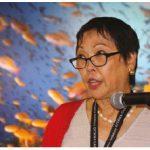 Philippines Ambassador Petronila Garcia hosted the launch of the Winter Escapade 6 tour at the Sentro Riz Ottawa. (Photo: Ülle Baum)