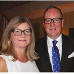 Islandic Ambassador Petur Asgeirsson and his wife, Johanna Gunnarsdottir, hosted a national day celebration at their home in Rockcliffe. (Photo: Ülle Baum)