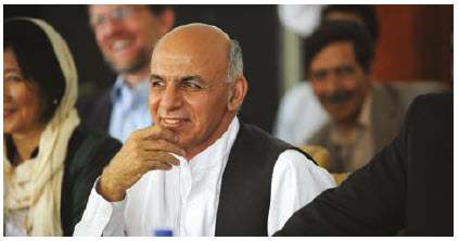 The announcement that the U.S. would withdraw from Afghanistan appears to have taken Afghan President Ashraf Ghani and his people off guard. (Photo: S.K. Vemmer (U.S. Department of State))
