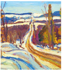 Painter A.Y. Jackson, of Group of Seven fame, lived in Manotick for the last couple of decades of his life. The A.Y. Jackson Trail documents his painting sites.