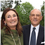 To mark Italy's national day, Ambassador Claudio Taffuri and his wife, Maria Enrica Francesca Stajano, hosted a garden reception at their residence. (Photo: Ülle Baum)