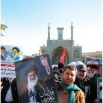 Iran's tumultuous history