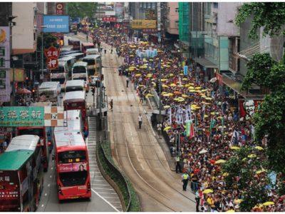 Hong Kong nears an abyss