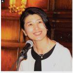 Japanese Ambassador Kimihiro Ishikane hosted a reception for departing Japan exchange and teaching (JET) program participants at his residence. First secretary Yukako Ochi gives a toast. (Photo: Ülle Baum)