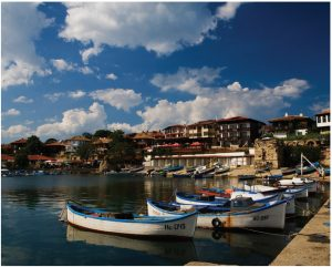 The ancient city of Nessebar, which is on UNESCO's World Heritage list, is a popular Bulgarian resort destination. The coastal town has a beautiful sandy beach and a rich historical and cultural heritage.  (Photo: Ministry of Tourism Bulgaria)