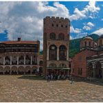 The outstanding Rila Monastery is a good example of Bulgarian renaissance architecture and is a UNESCO World Heritage Site. It was built at its current location in the 14th Century. (Photo: Ministry of Tourism Bulgaria)
