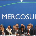 MERCOSUR (spelled MERCOSUL in Portuguese) is a trade pact that includes Argentina, Brazil, Paraguay, Uruguay and Bolivia. It was inpired by Europe's common market and signed in 1991. (Photo: Agência Brasil)