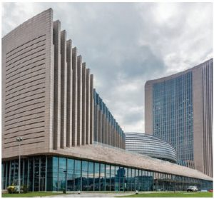 African leaders created the African Continental Free Trade Area, a market of 1.2 billion people with a combined GDP of more than $3.4 trillion. Shown here is the headquarters of the African Union. (Photo: © Derejeb | Dreamstime)