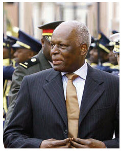 Eduardo dos Santos, ruler of Angola until 2017, is the father of Isobel dos Santos, who's been indicted on embezzlement and fraud  charges embezzlement and money-laundering offences. (Photo: Ricardo Stuckert/PR)
