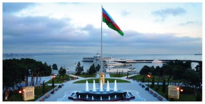 Azerbaijan continues to enjoy economic growth in spite of the global financial crisis.