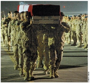 """General Walter Natynczyk says there is no worse day than the day a Canadian soldier dies. """"But we have to all be strong."""""""