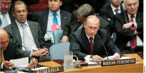 """Prior to Russia's March election, Vladimir Putin wrote that """"true democracy is not created overnight."""""""