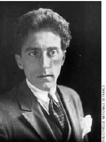 Jean Cocteau in 1923