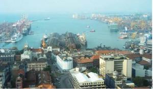 Sri Lanka's capital of Colombo is a bustling metropolis.