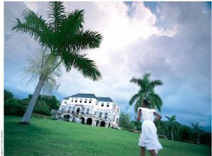 Rose Hall is the most famous great house on Jamaica. The subject of at least a dozen Gothic novels, it was immortalized in the H.G. de Lisser book, White Witch of Rose Hall.
