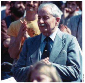 Eugene Forsey, Canada's maverick sage