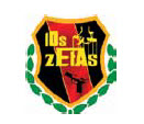 """Insignia of the crime gang Los Zetas: """"The Zs"""""""