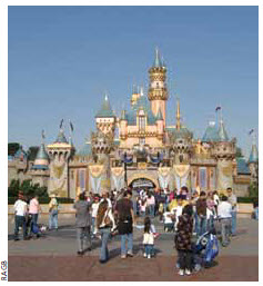 Disneyland Park in Anaheim is the granddaddy of all Disney-themed parks.