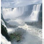Iguaçu National Park in Brazil is famous for its falls.