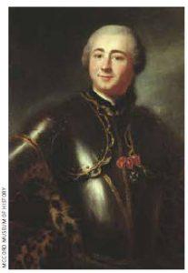 Charles Deschamps de Boishébert led several battles against the British and fought to prevent further deportation of the Acadians.