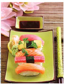 Japan, famous for its healthy foods such as nigiri, has an aging population, but also the resources to deal with the elderly.