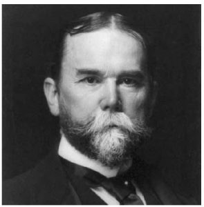John Hay was private secretary to Abraham Lincoln. He had diplomatic postings in Paris and Vienna and was secretary of state under William McKinley and Theodore Roosevelt.