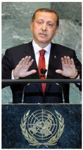 Turkish President Recep Tayyip Erdo˘gan.