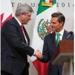 """Canada's imposition of temporary visa requirements on a """"friendly country"""" has been an effective, if blunt, way for Canada to stop potential asylum-seekers. But Prime Minister Stephen Harper heard again at the Three Amigos Summit hosted by Mexican President Enrique Peña Nieto, that it comes with a price in Canada's bilateral relations with Mexico."""