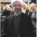Iranian President Hassan Rouhani met with Azeri President Ilham Aliyev at the 2014 Davos Economic Forum, where Rouhani offered assistance in oil servicing, a field in which U.S. companies already operate.