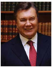 President Viktor Yanukovych enriched himself through corruption and coercion.