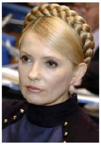 Mr. Yanukovych threw his main rival, Yulia Tymoshenko, in jail.
