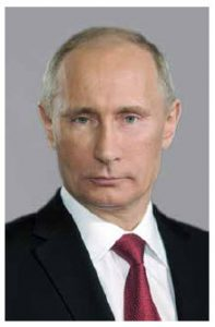 Russian President Vladimir Putin has repeatedly described the Russians and Ukrainians as one people.