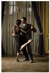 The tango has enjoyed a resurgence in Buenos Aires.
