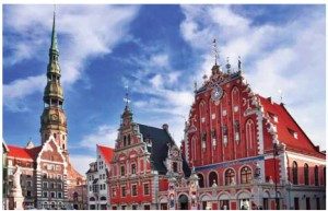 Riga, the capital of Latvia, has seen the full sweep of history, from its founding as a Christian outpost in 1201 to the final days of the Soviet Union.