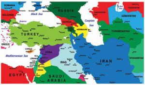 Azerbaijan resides in a tough neighbourhood with Russia and Iran as its neighbours.