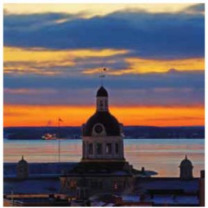 Kingston is a city rich in history and culture.