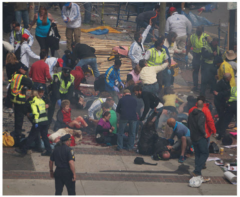 U.S. intelligence and security forces could claim they had successfully foiled terrorist attacks on American soil, until the Boston Marathon bombing in April 2013.