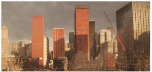Osama bin Laden's terrorist attack on the U.S. in New York in 2001, pictured here, and Washington, led to Operation Enduring Freedom in Afghanistan.