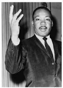 Martin Luther King Jr. received the Nobel Peace Prize in 1964.
