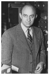 Enrico Fermi won a Nobel Prize for Physics in 1938.