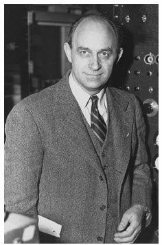 Enrico Fermi won a Nobel Prize for Physics in 1938.