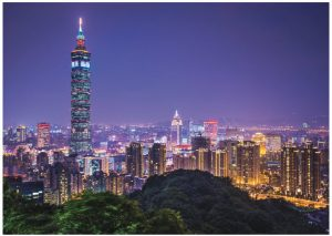 The secret of Taiwan's economic competitiveness is small- and medium-sized enterprises. They account for more than 90 percent of business and 70 percent of local employment.