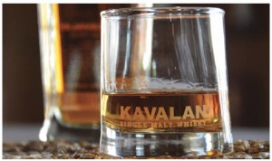 The King Car Whisky Distillery produces international award-winning spirits such as Kavalan single malt whisky.