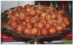 Luqeymat is another UAE dessert staple.