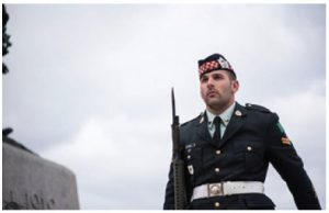 Corporal Nathan Cirillo was shot and killed by Michael Zehaf-Bibeau while standing sentry at the National War Memorial.