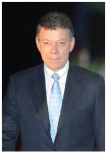 Colombian President Juan Manual Santos has promised that if, and when, his government comes to an agreement with FARC, he will put it to a referendum.