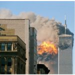 The 9/11 attacks on the World Trade Center, pictured here as United Airlines Flight 175 hit the south tower, was the most deadly act of terrorism of many orchestrated against the West by al-Qaeda.