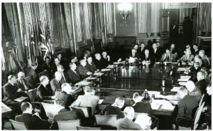 The first session of the North Atlantic Council was held on Sept. 17, 1949, in Washington, D.C.