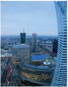 Between 2008 and 2013, Poland's GDP soared by 14 percent, compared to growth of -1.3 percent for the whole of the EU.